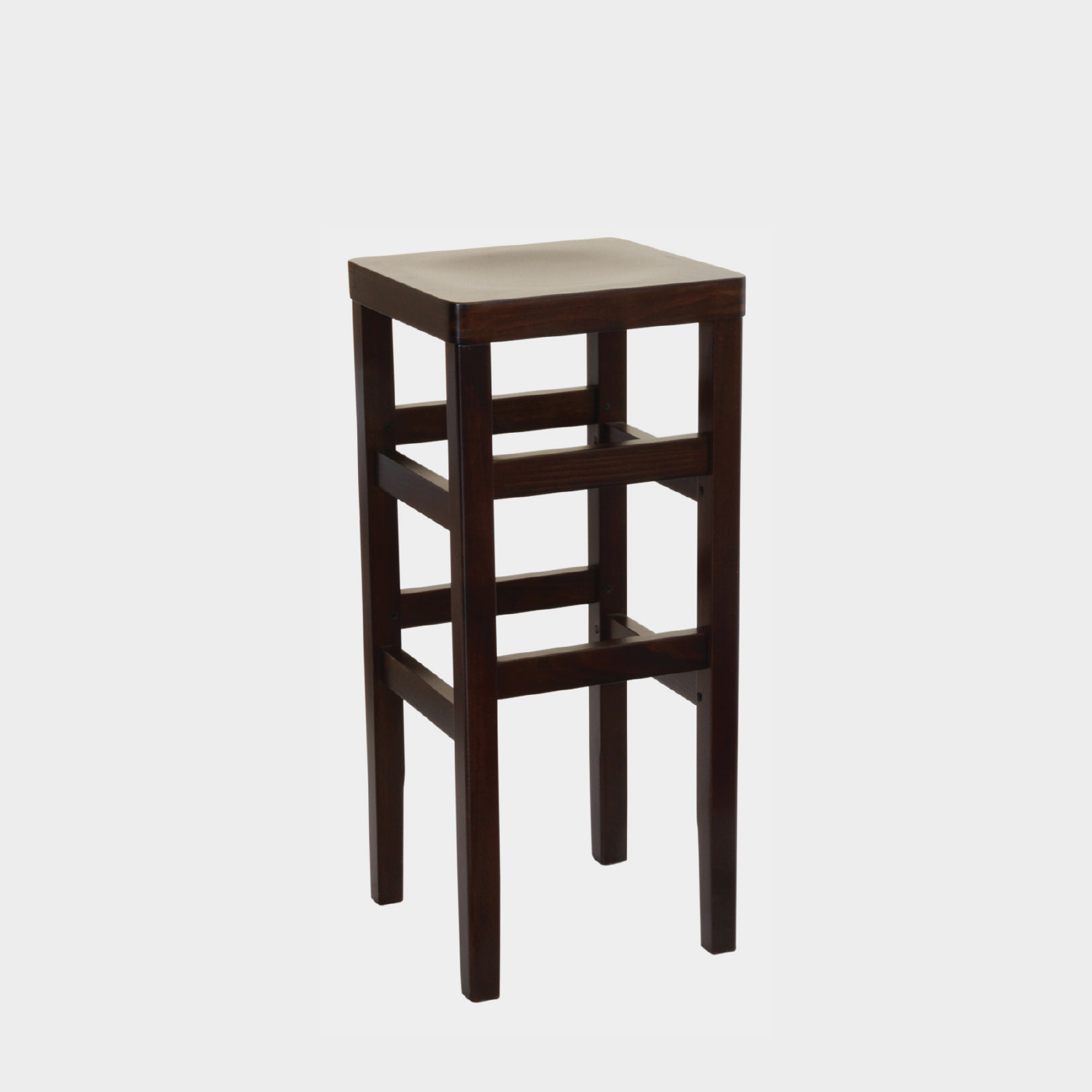 Astonishing Square Barstool Thonet Caraccident5 Cool Chair Designs And Ideas Caraccident5Info