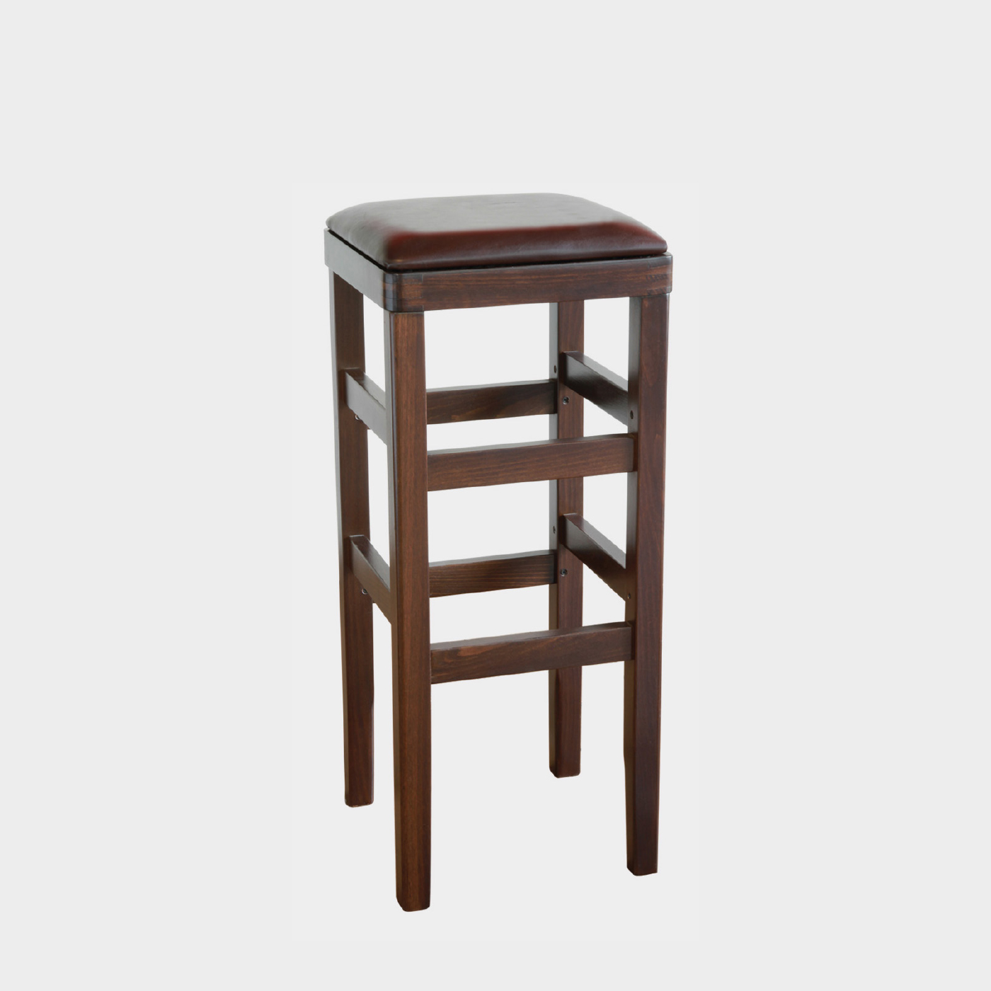 Marvelous Square Barstool Thonet Caraccident5 Cool Chair Designs And Ideas Caraccident5Info